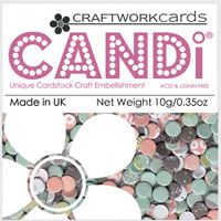 CraftWork Cards - Card Candi – Peppermint Forest